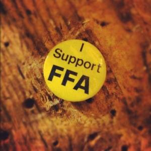 I Support FFA pin