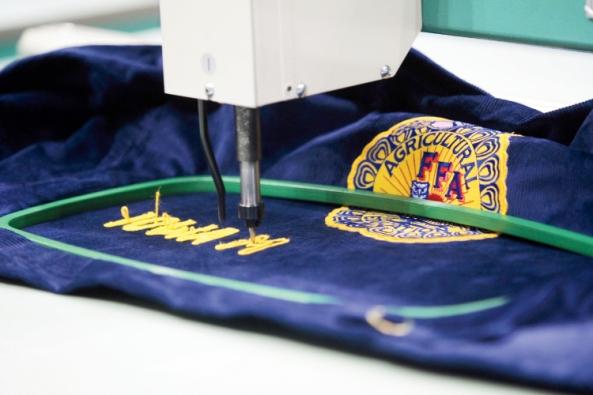 FFA Jacket Celebrates a Milestone