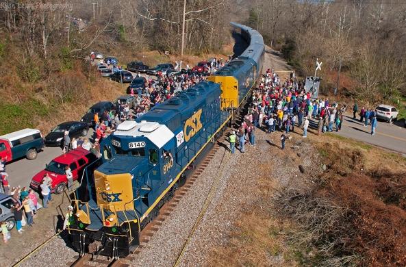 CSX Santa Train FFA